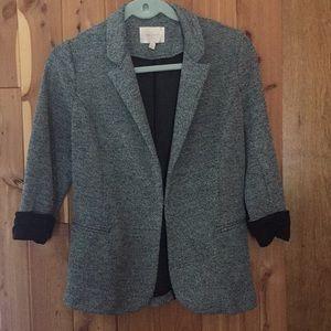 Jersey Knit Blazer